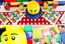 Lego Party Ideen