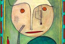 Paul Klee (December 18, 1879 – June 29, 1940)
