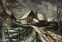 Maurice de Vlaminck (April 4, 1876 – October 11, 1958)