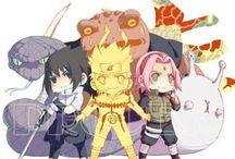 Minden ami Naruto