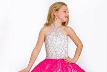 Little Girl Pageant / Little Girl Pageant Dresses