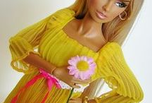 Barbie in Yellow