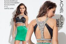 Rachel Allan Short / Rachel Allan Short Dresses