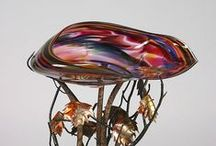 Glass / Glass art, decorative and functional.