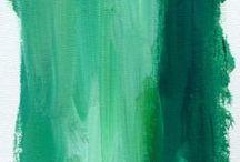 green - 惑色