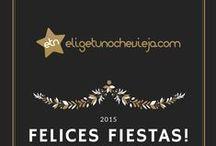 Nochevieja 2015 Valencia, Benidorm y Gandía / Entradas, Cenas y Hoteles para esta Nochevieja 2015 en Valencia, Benidorm y Gandía.