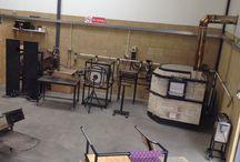 Devereux & Huskie / Glass made at Devereux and Huskie Glassworks