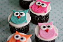 Owl Party / Owl party inspiration! • Products: http://www.chickabug.com/shop-by-theme/owl-party