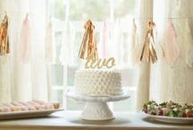 "Party Time - Tables and Decor / (otherwise known as ""anything that has pennants"")"
