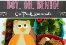 Boy, Oh, Bento! / Indulging my love of the cute little Bento lunch :-)