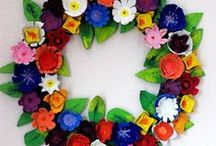 Spring Craft Ideas / Put some spring in your step with these fun DIY seasonal craft and decor ideas!  / by Plaid Crafts