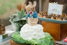 Peter Rabbit or Beatrix Potter Party