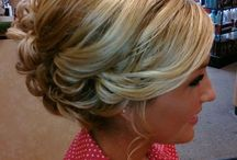 Hair / Special Event/Bridal Hair I like plus various cuts/colors / by Chic Soirées