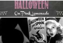 Halloween / Fun ideas to make your Halloween super spooky!