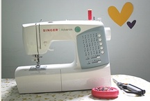 SEWING / Fabric, patterns, clothing, bags / by Marije Dijkma