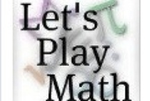 Math Ideas/Resources / by Andrea Cram