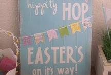 EASTER / Easter is all about spring. Fresh, Sunny, birth and laughter / by Marije Dijkma