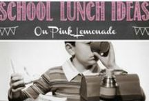 School Lunch Ideas / Yep, those kiddos have to eat - feed them something cool for lunch at school