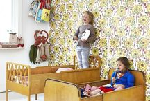 Children's Bedrooms / Because being a child means you get to have fantabulous fun! Wacky, creative and beautiful ideas for decorating children's bedrooms. Vintage and retro children's bedroom decor ideas