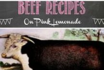 Beef Recipes / If it used to moo - we've got a recipe to cook it!