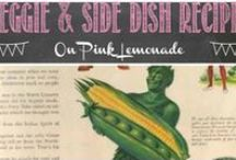 Vegies / Side Dish Recipes / Goodness from the land of the Jolly Green Giant...