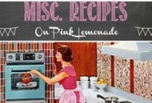 Misc Recipes / Recipes that cover several genres or don't really fit anywhere else...