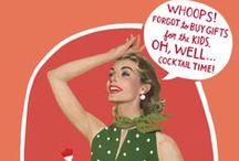 Holidaze / The joys (and horrors) of the holiday season!