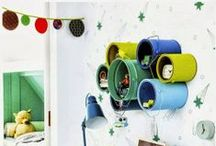 Paint Can Crafts / Depicting the infinite ways to design, pack and display paint cans!  We offer paint cans in both plastic and metal.
