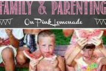 Family & Parenting / Being a parent is HARD!  Here are some ideas to help you keep your sanity...