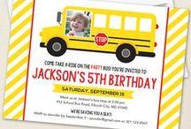 School Bus Party