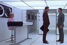 Like Stanley Kubrick / #inspireme #Kubrick #2001