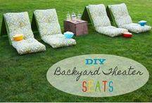 Backyard on a Budget / DIY Garden and Patio Summer Fun