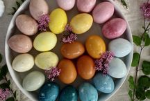 Easter and Spring ideas for Children / Crafts, recipes, Easter egg hunts and fun things to do to remember Easter