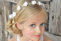 Little Angels / Pretty looks for the Flower Girl