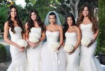 Famous Weddings / Get inspiration and ideas from celebrity brides and famous couples.