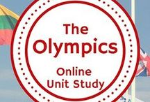 Olympics Unit Study / Extended learning activities for the Olympics Online Unit Study.