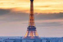 Siempre París ♥ / by Gin tonic