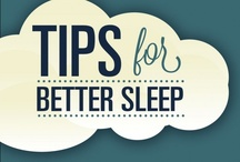 The Science of Sleep / Sleep infographics and other information!