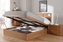 Bedroom Storage Ideas / Ever heard that a cluttered room means a cluttered mind? Must make it hard to sleep...with these storage ideas you can reduce clutter and free your mind to get a good night's sleep / by Time4Sleep
