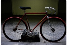 Bicycles / a journey