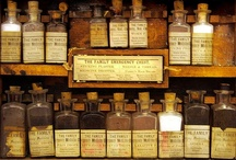 Alchemist, Apothecary, Oddities & Curiosities