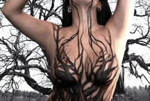 Body Painting Special Effects Makeup