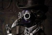 Steampunk & Mixed Media