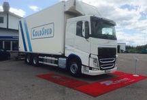 Norrköping Nyleveranser / Här publicerar vi bilder på nylevererade lastbilar från Rejmes i Norrköping