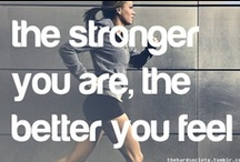 Fitness Quotes / For when you need a little bit extra inspiration & motivation!