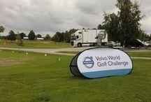 """Volvo World Golf Challenge """"golftävling"""" / Volvos egna golftävling ägde rum den 29/8-2013 på Kårsta GK I Örebro"""