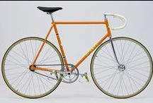 Track Frame / A collection about Steel Track Frame