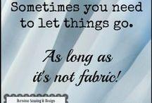 Sayings & Funny things