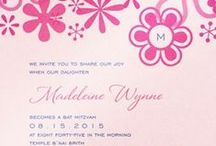 Bat Mitzvah / by Awesome Girl