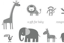 Stampin' Up! - Zoo Babies / Retired